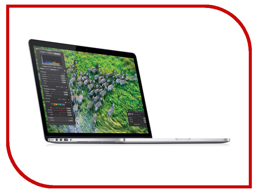 Ноутбук APPLE MacBook Pro 13 MF840RU/A Intel Core i5 2.7 GHz/8192Mb/256Gb/NO ODD/Intel HD Graphics/Wi-Fi/Bluetooth/Cam/13.3/2560x1600/Mac OS X<br>