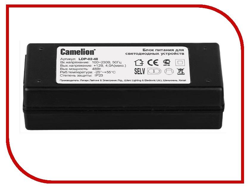 Блок питания Camelion LDP-02-48 48W IP20<br>