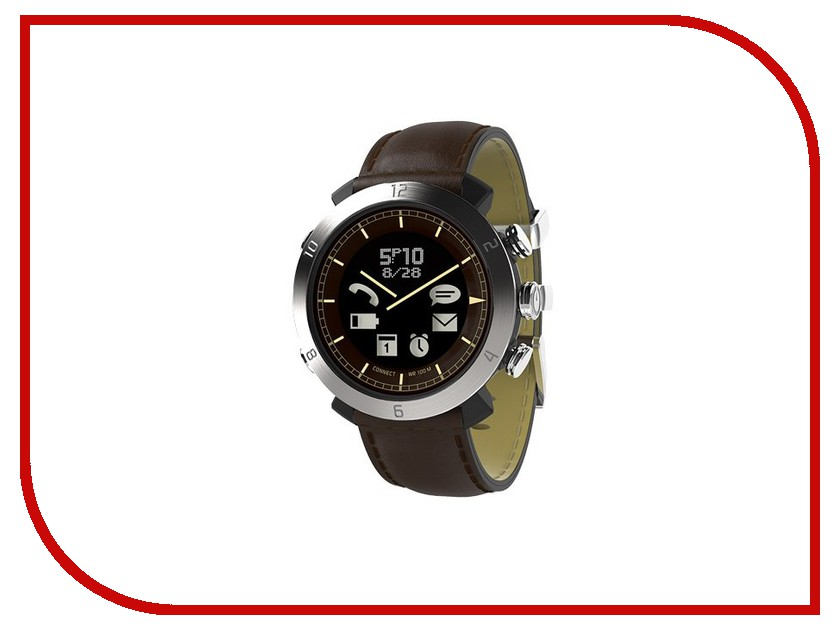 Умные часы Cogito Classic CW2.0-010-01 Brown<br>