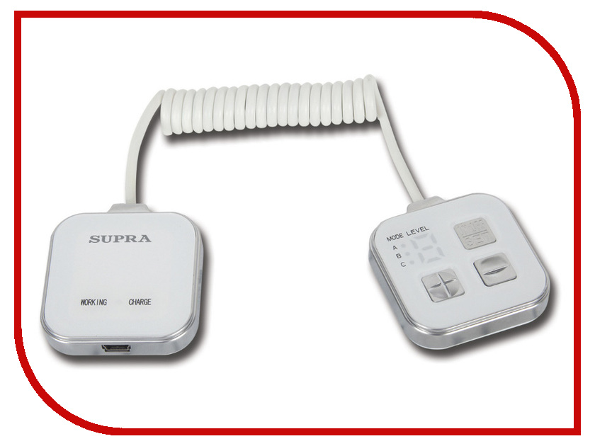 Массажер SUPRA MBS-112
