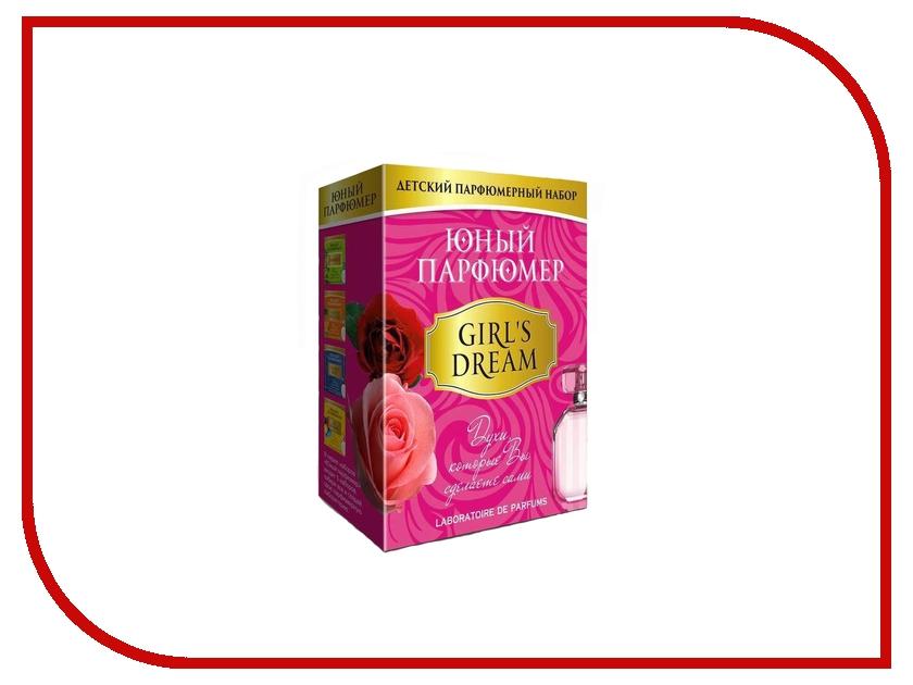 Набор для творчества Каррас Юный Парфюмер Girl Dream 326 набор для творчества каррас набор для плетения из лозы к004