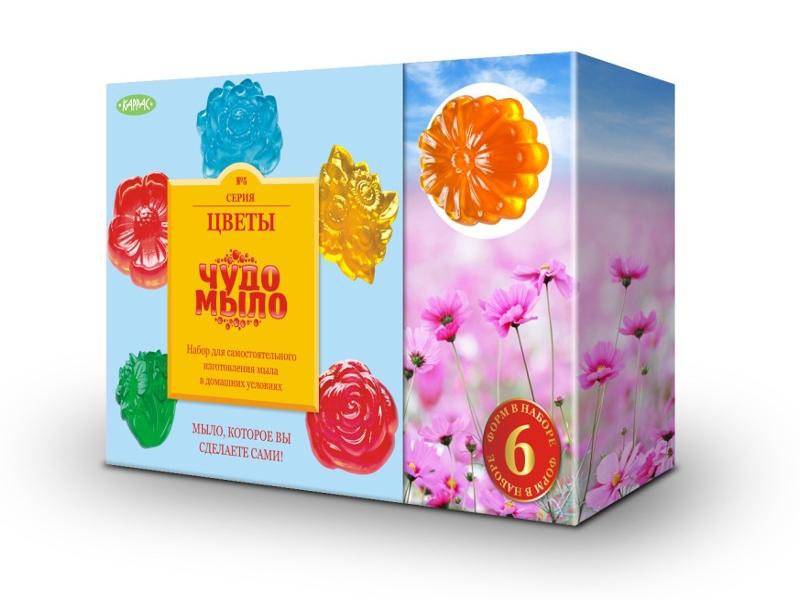 Набор Каррас Чудо мыло Цветы 165 от Pleer