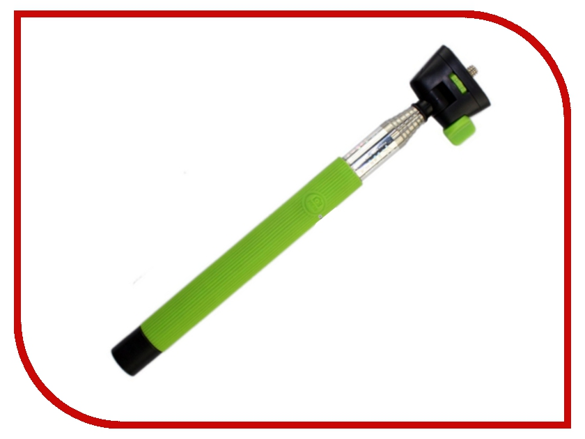 Штатив KJstar Z07-5 (V2) Green штатив monopod z07 5 bluetooth black for selfie