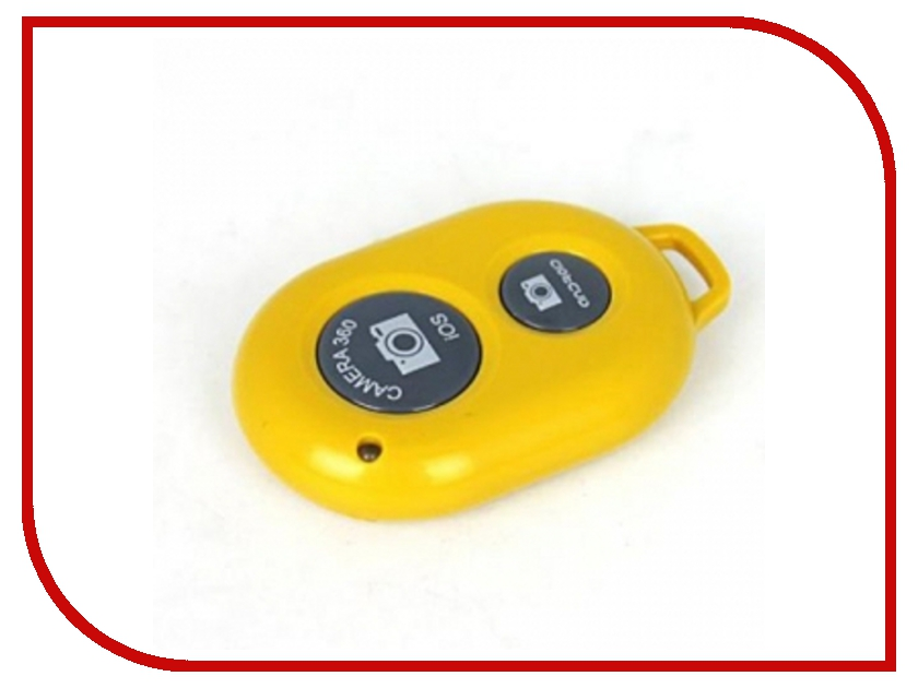 Гаджет Activefor Remote Shutter Yellow