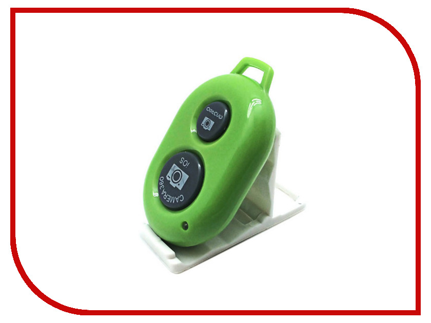 Гаджет Activefor Remote Shutter Green