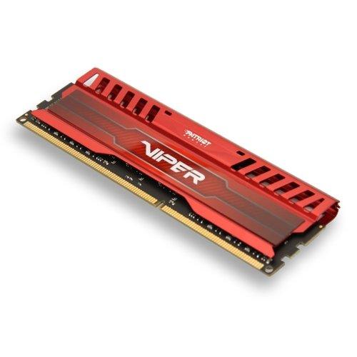купить Модуль памяти Patriot Memory Viper 3 Red DDR3 DIMM 1600MHz PC3-12800 CL9 - 16Gb KIT (2x8Gb) PV316G160C9KRD онлайн
