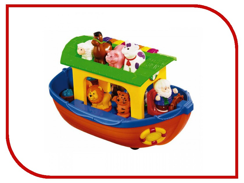 Игрушка Kiddieland Ноев ковчег KID 049734<br>