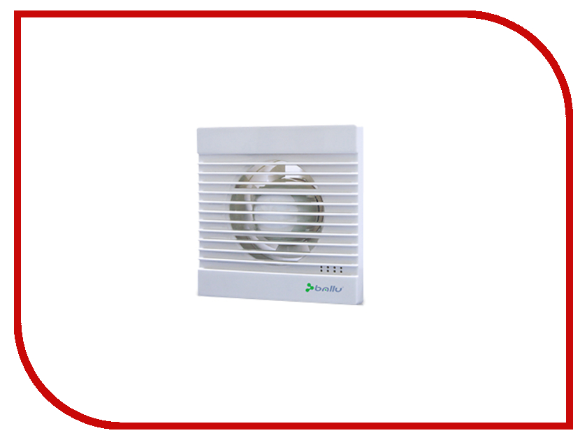 Вытяжной вентилятор Ballu BN-120 от Pleer