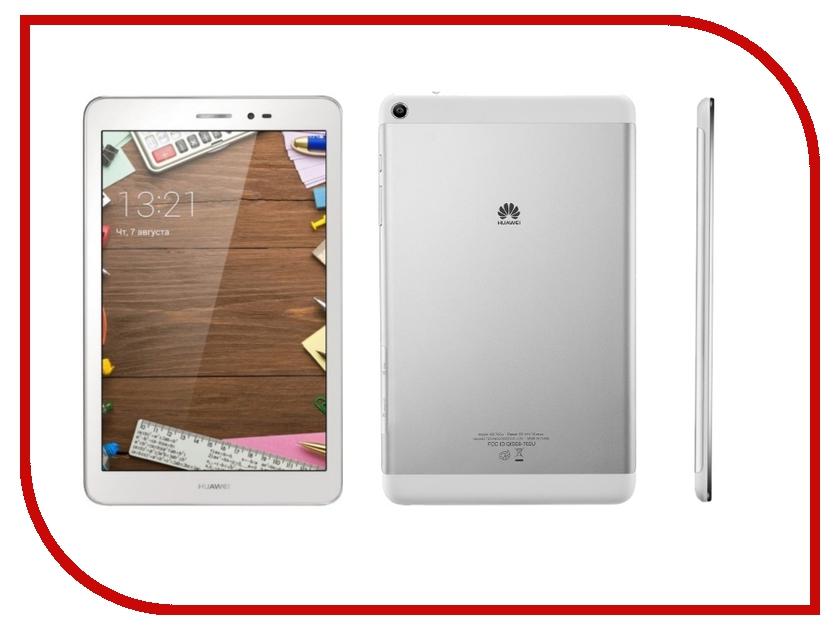 Планшет Huawei MediaPad T1 LTE 8.0 16Gb T1-821L 53015433 Qualcomm MSM8212 1.2 Ghz/1024Mb/16Gb/Wi-Fi/3G/Bluetooth/GPS/Cam/1280x800/Android<br>
