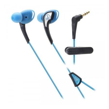 Наушники Audio-Technica ATH-SPORT2 BL Blue<br>
