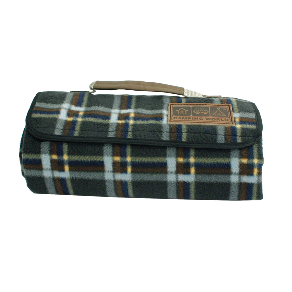 Плед Camping World CW Comforter Blanket BK-003 Green<br>