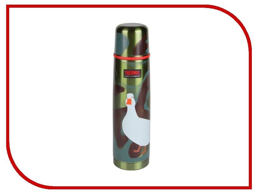 Термос Thermos FBB-1000 1L w/Goose 851963<br>