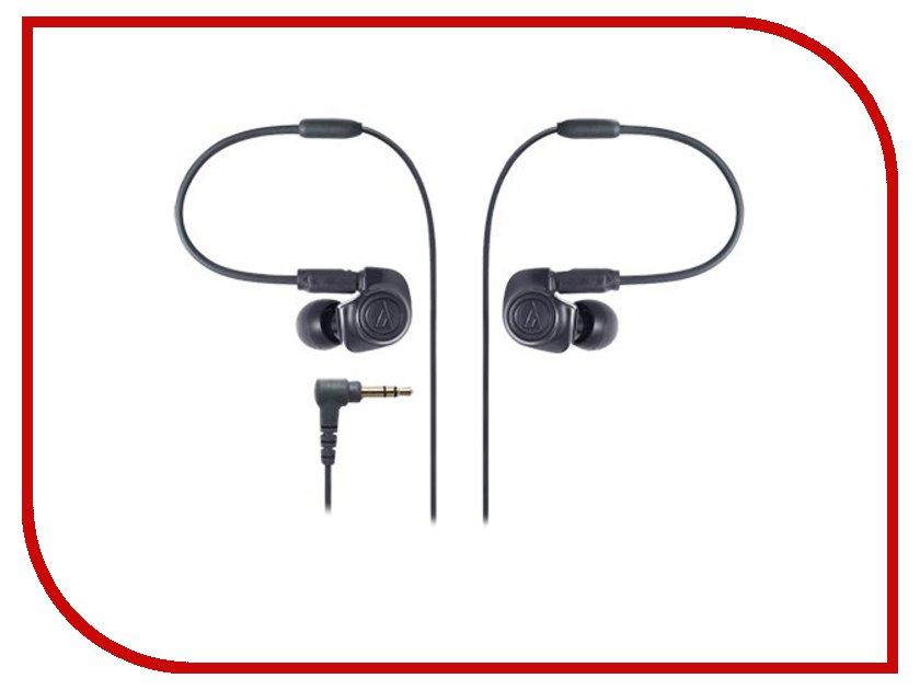 Наушники Audio-Technica ATH-IM50 Black<br>