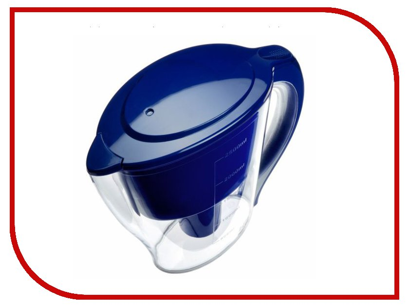 Фильтр для воды Новая Вода Galant H111 Blue<br>