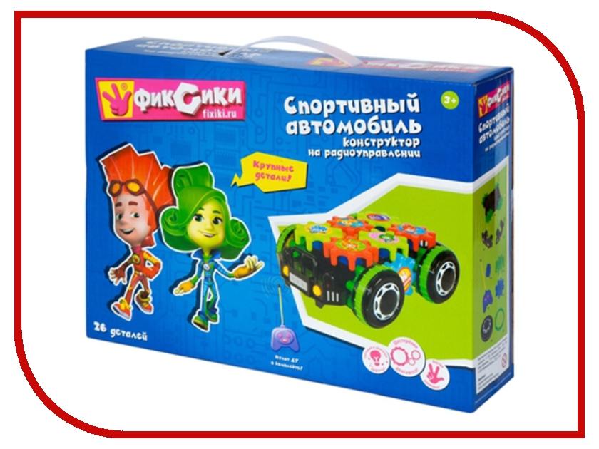 Игрушка Фиксики Шестеренки Спортивный автомобиль (26 деталей) FIX0711-022<br>