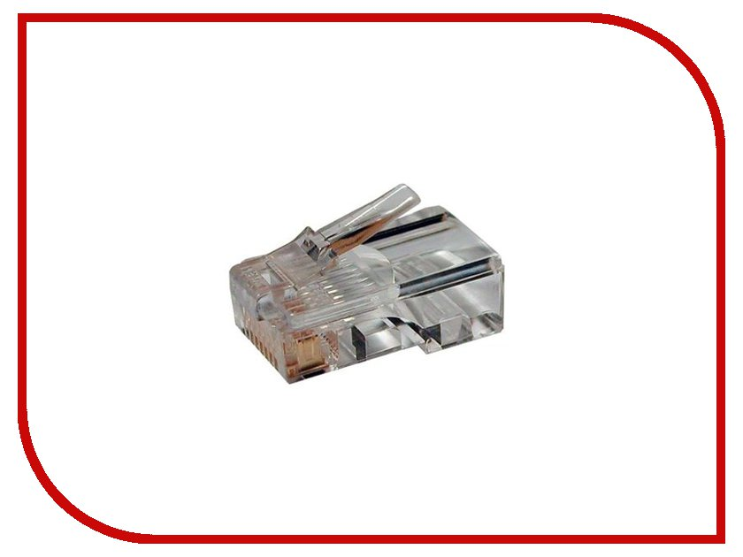 Аксессуар Greenaccessories RJ-45 UTP cat.5e GA-PLUG5WG Коннектор - 100 шт<br>