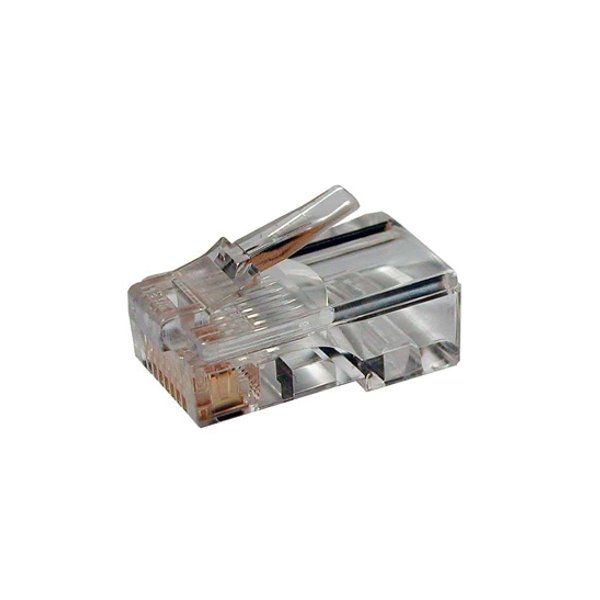 Коннектор Greenaccessories RJ-45 UTP cat.5e GA-PLUG5WG - 100 шт