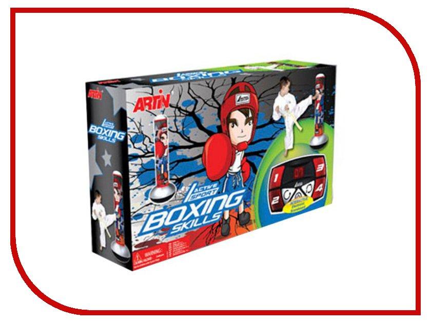 Игра спортивная Artin Боксерские навыки 344101