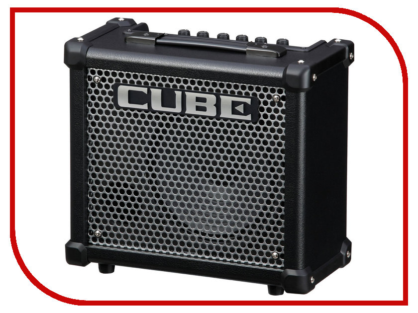 Комбо-усилитель Roland Cube-10GX roland m cube gx