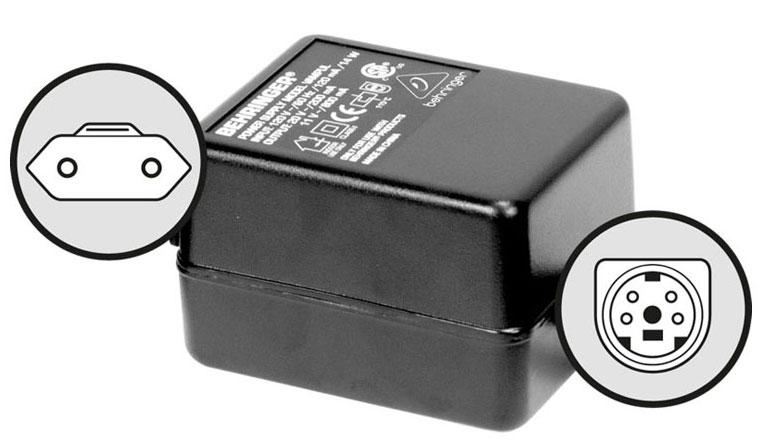 Блок питания Behringer PSU8 для VAMP / V-AMP2 V-AMP3 LX1B DFX69