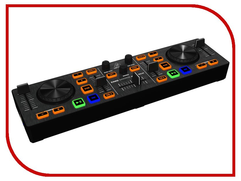 MIDI-контроллер Behringer CMD MICRO<br>