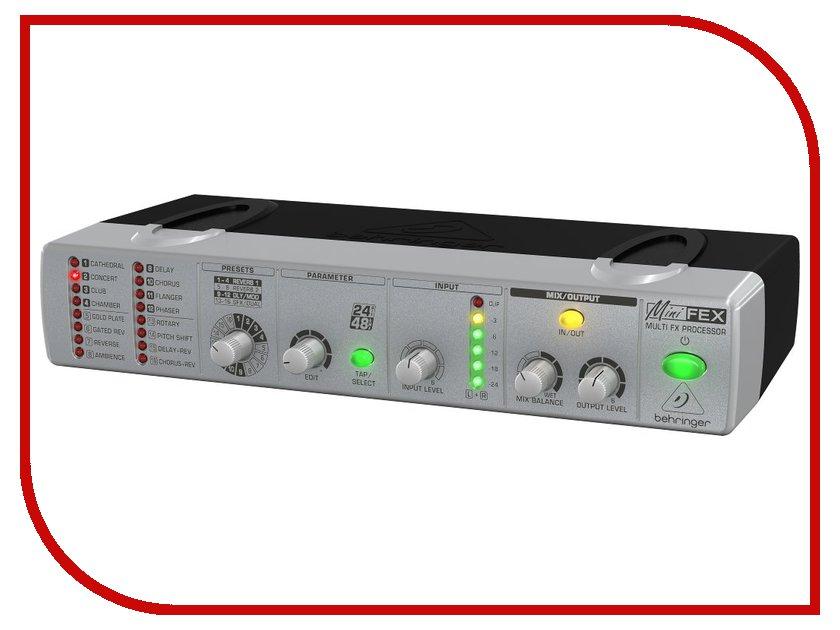 Пульт Behringer FEX800 MINIFEX<br>