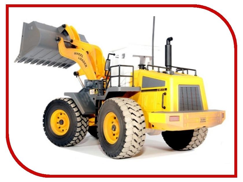 Радиоуправляемая игрушка Hobby Engine Бульдозер 0806