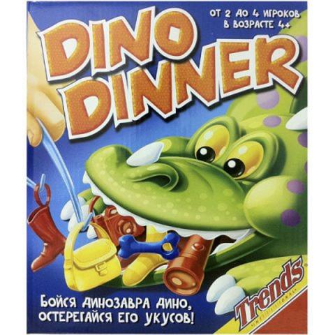 Настольная игра Trends Динозавр 24400