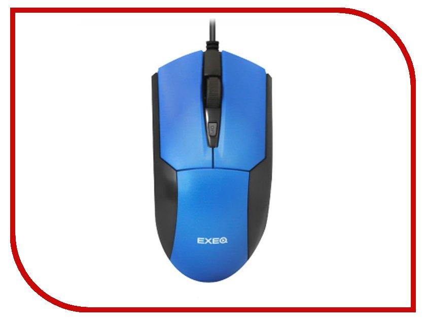 ���� ��������� EXEQ MM-303 Blue USB