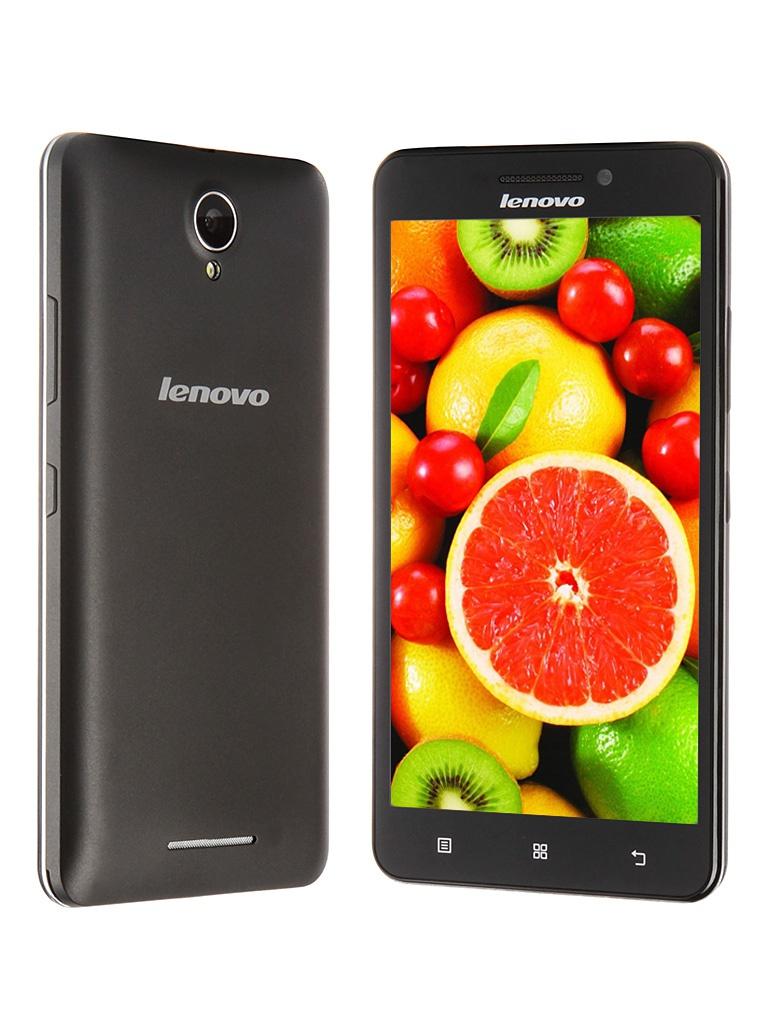 Сотовый телефон Lenovo A5000 Black