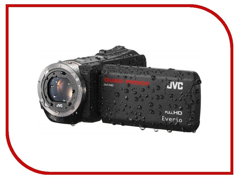 Видеокамера JVC Everio GZ-R315BEU Black