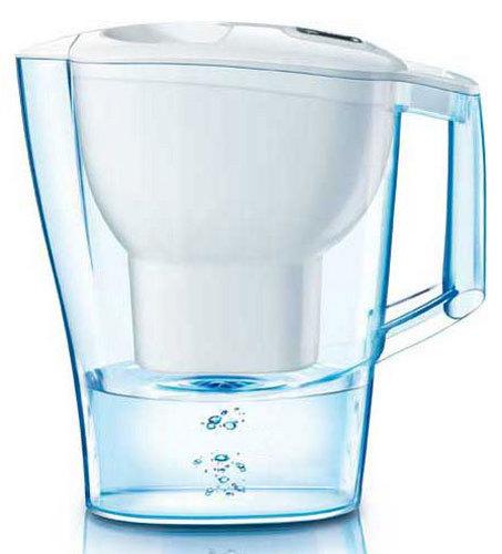 Фильтр для воды Brita Aluna XL White