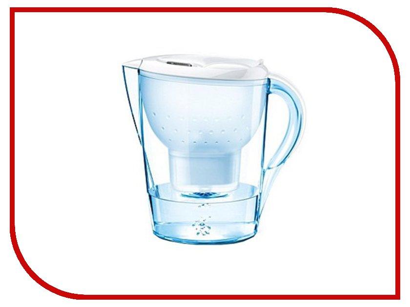Фильтр для воды Brita Marella XL White фильтр для воды brita aluna cool white