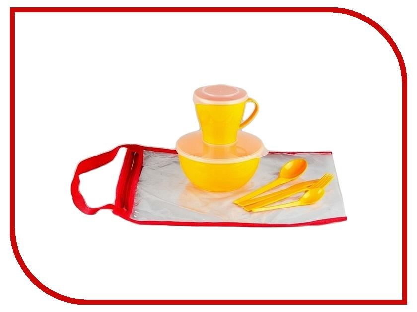 Набор Solaris 1105 Yellow посуда solaris 1105 yellow набор
