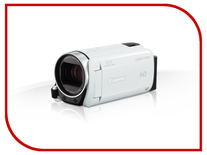Видеокамера Canon LEGRIA HF R606<br>
