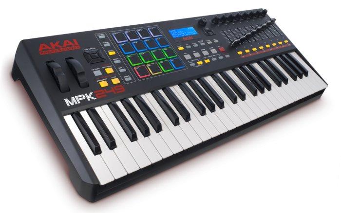 MIDI-клавиатура Akai pro MPK249 USB