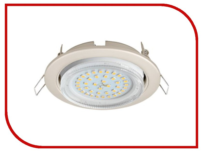 Светильник Ecola GX53 H4 220V Pearls SP53H4ECB<br>