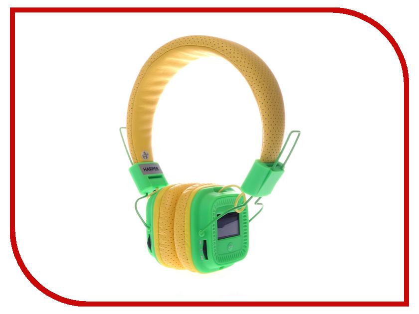 Гарнитура HARPER HB-411 Yellow-Green<br>