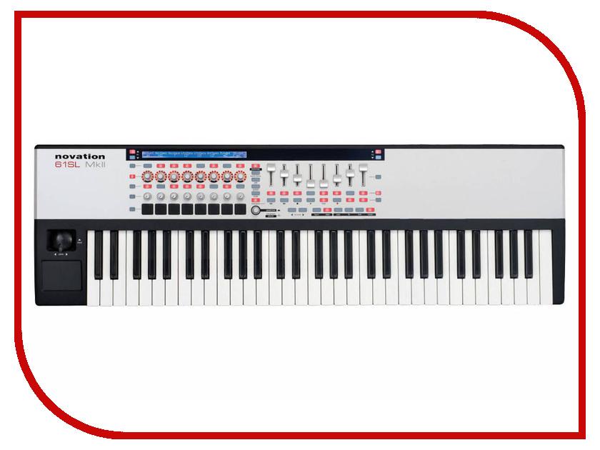 Midi-клавиатура Novation 61 SL mk II<br>