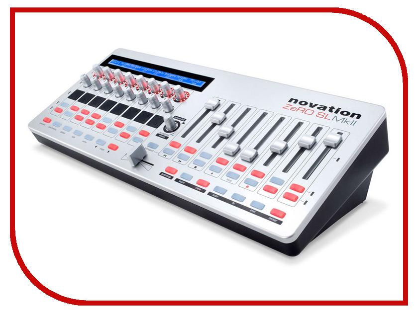 MIDI-контроллер Novation ZeRO SL mk II
