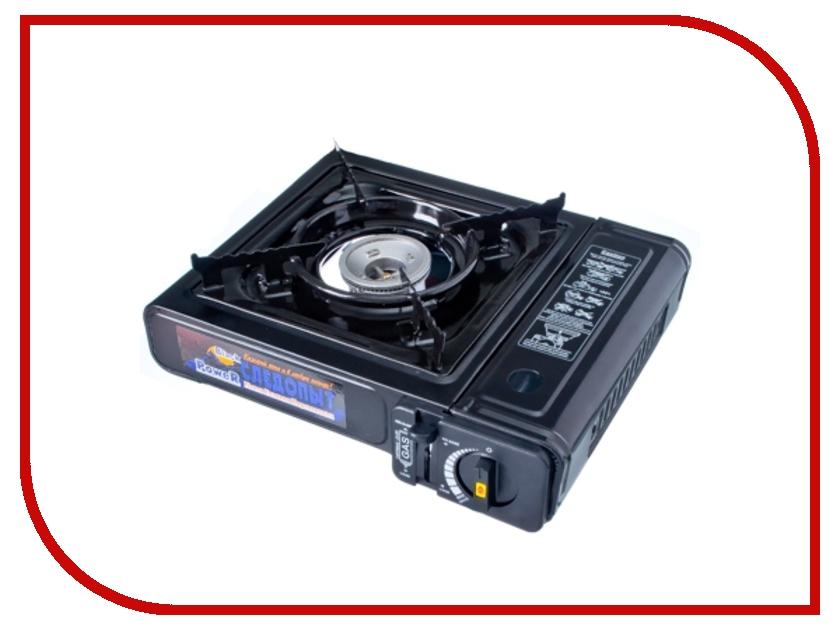 Плита Следопыт PoweR Black PF-GST-N05<br>