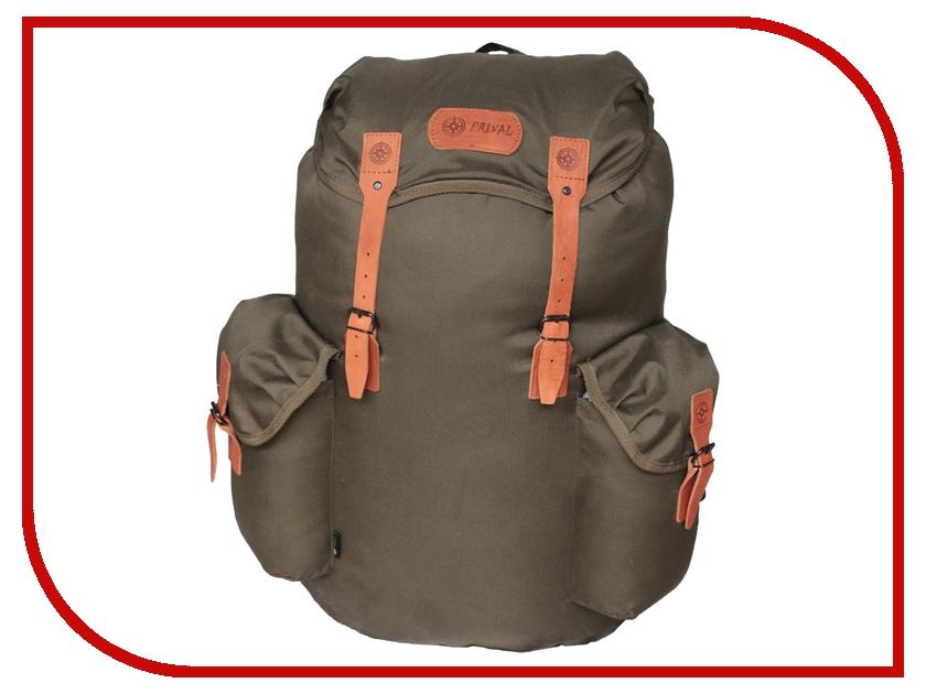 Рюкзак PRIVAL Скаут 40 Oxford Khaki