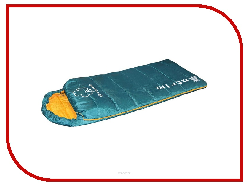 Cпальный мешок Greenell Антрим Левый Green 34013-303-00 спальный мешок одеяло корк 4 greenell