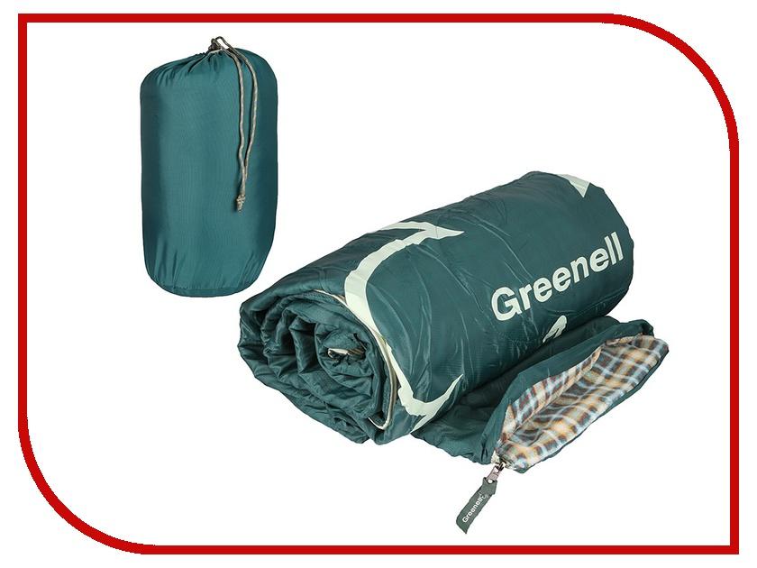 Cпальный мешок Nova Tour Тори Левый Green 95457-325-00