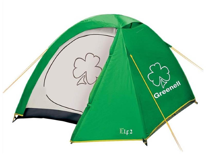 Палатка Greenell Эльф 2 V3 Green 95509-367-00