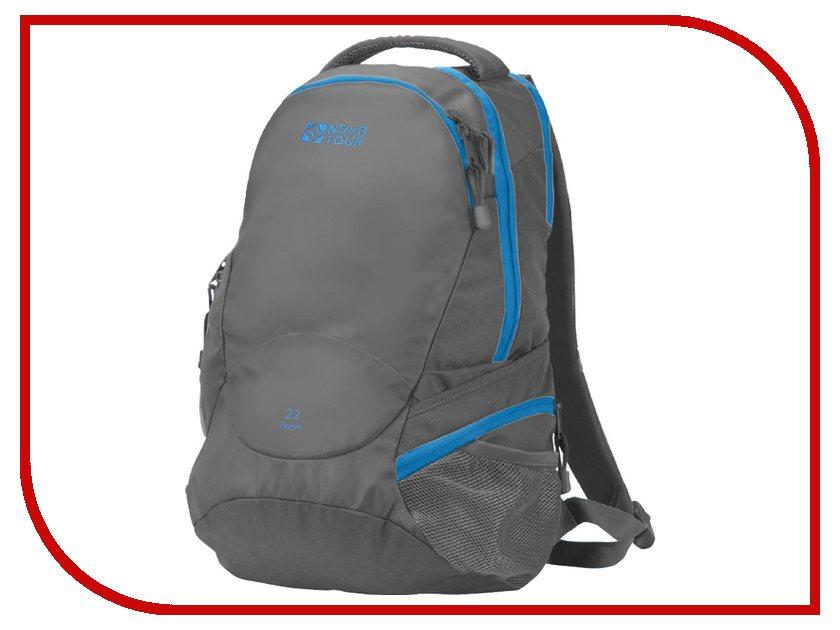 Рюкзак Nova Tour Атом 22 Grey 13372-903-00 рюкзаки nova tour рюкзак блэк берри 25