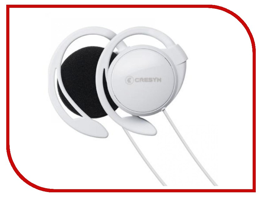 Гарнитура Cresyn C150H White CPU-CH0150WH01<br>