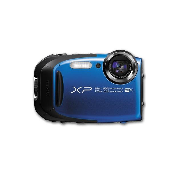 Фотоаппарат FujiFilm XP80 FinePix Blue<br>