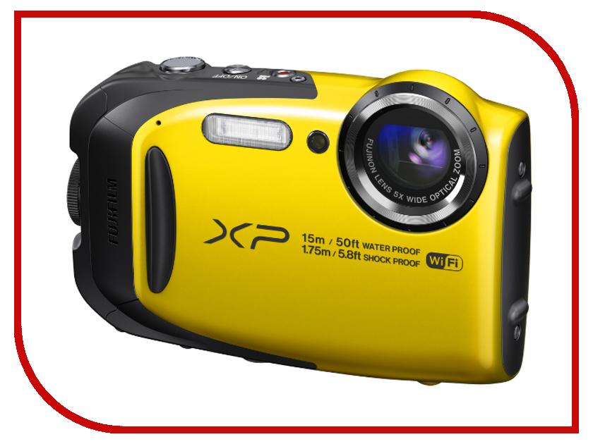 Фотоаппарат FujiFilm XP80 FinePix Yellow