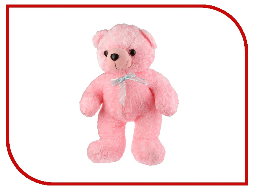 гаджет-мягкая-игрушка-foshan-светящийся-медведь-pink-0632